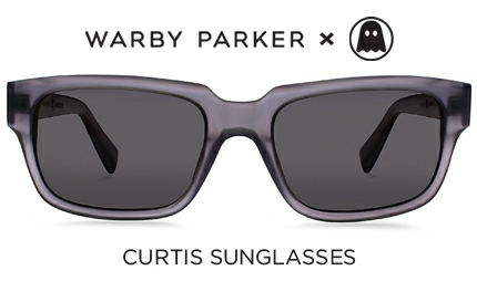 Warby Parker x Ghostly