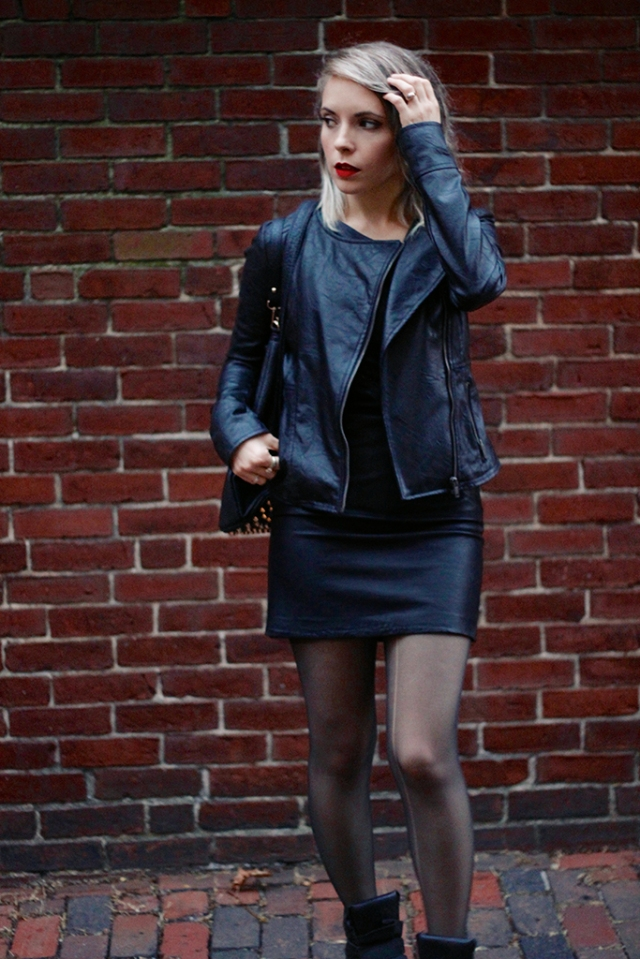 leather on leather | covetous creatures